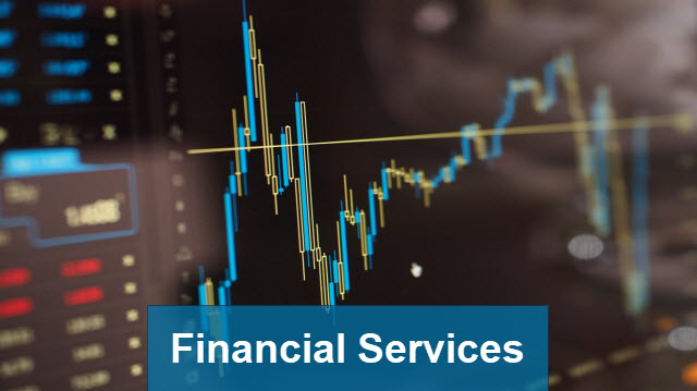 image of fnancial indicators for financial services banner
