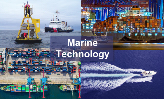 marine technology images - boats, shipyard, buoys
