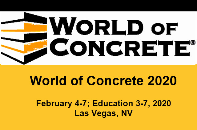 Hero_Design and construction_World of Concrete