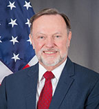 Assistant Secretary of State for Afican Affairs Tibor Nagy Jr.