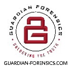Guardian Forensics Company Logo for the eCommerce BSP Cybersecurity Section