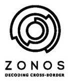 Zonos Company Logo for the eCommerce BSP Logistics Section
