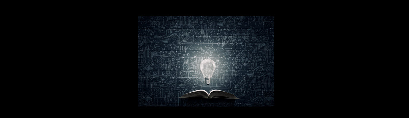 Education image with light bulb