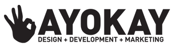 Ayokay Marketing Company Logo for the eCommerce BSP Digital Marketing Section
