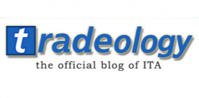 Tradeology, the ITA Blog logo